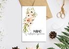 Kartka dla mamy na dzień matki prezent kwiaty (2)