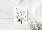 Kartka na podziękowanie na chrzest ślub dziękuję (2)