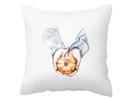 Poszewka na poduszkę ozdobna jesienna z dynią (1)