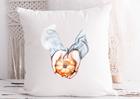 Poszewka na poduszkę ozdobna jesienna z dynią (2)